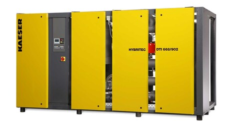 Hybritec hybrid dryer for compressed air treatment
