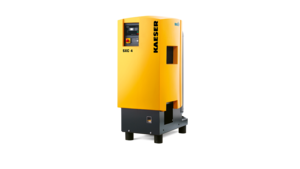 "SXC ""compact"" series rotary screw compressors"